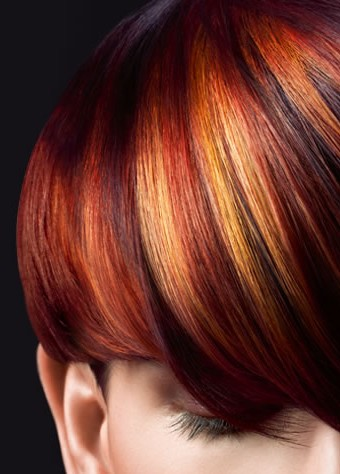 Goldwell hair color products